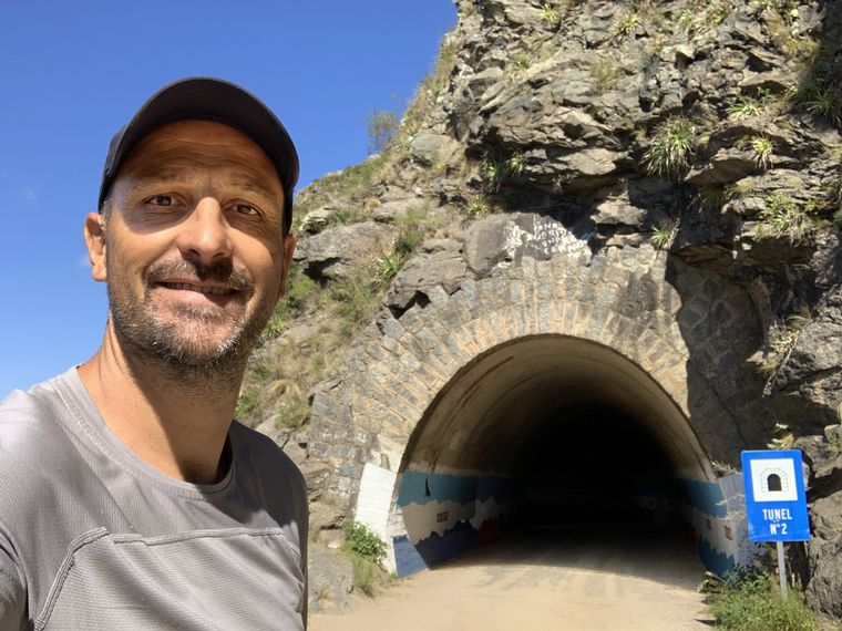 FOTO: Túneles de Taninga