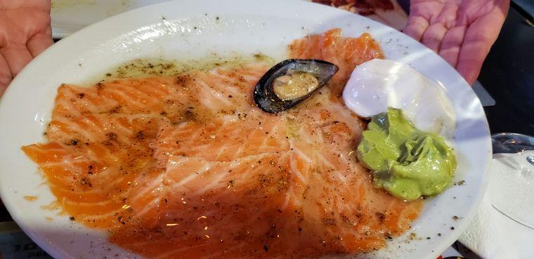 """FOTO: """"Culiadazo"""", el plato emplema de la carta."""