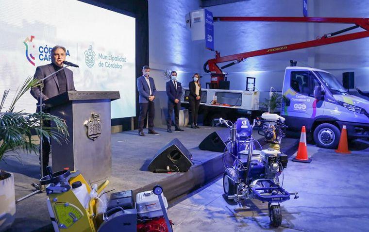 AUDIO: Inauguran el segundo Centro de Operaciones en Córdoba