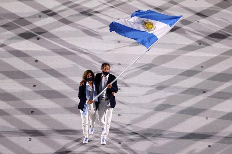 FOTO: La dura historia detrás del atleta argentino Santiago Lange