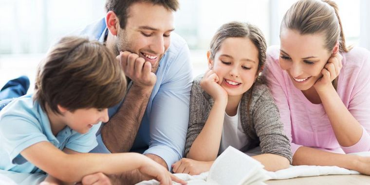FOTO: Cómo hacer que los chicos lean más