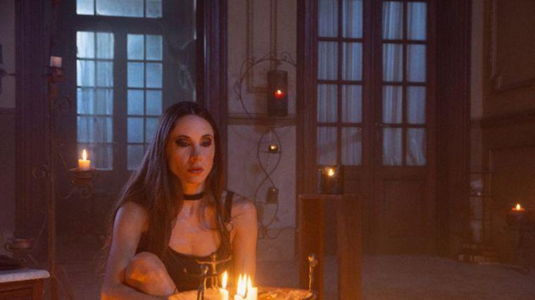 FOTO: Magui Bravi trabajó en varias producciones de terror.