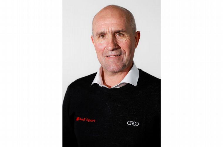 FOTO: Peterhansel y Boulanger, el día que fueron presentados por Audi Sport para el Dakar