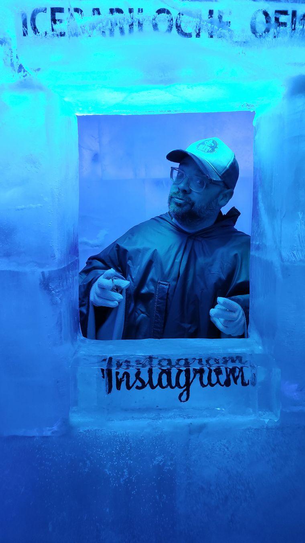 FOTO: Bar de hielo
