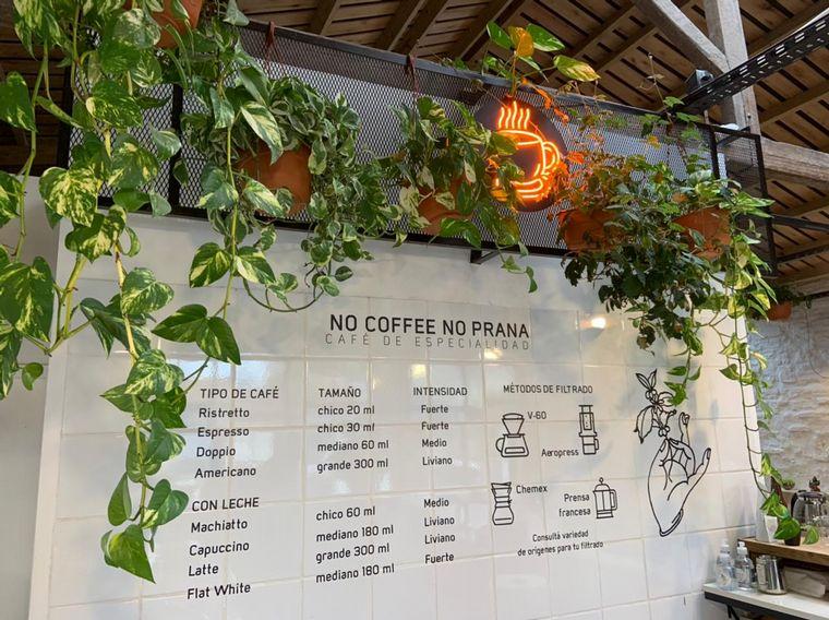 FOTO: Cafés de especialidad Mar del Plata