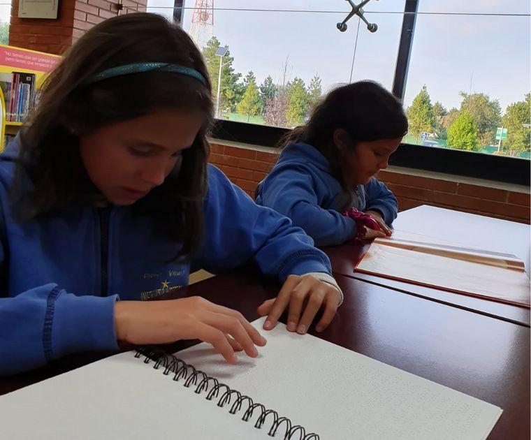 AUDIO: Apostar a la lectura en braille para vivir otros mundos