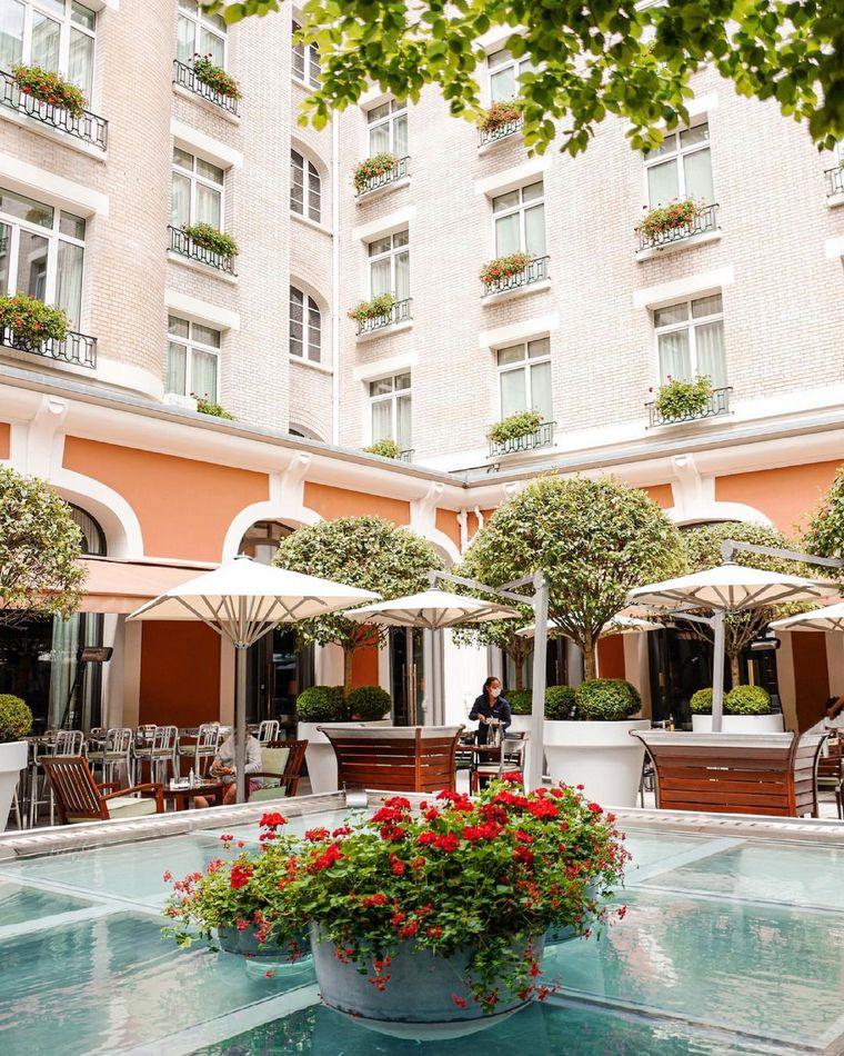 FOTO: Hotel de Messi