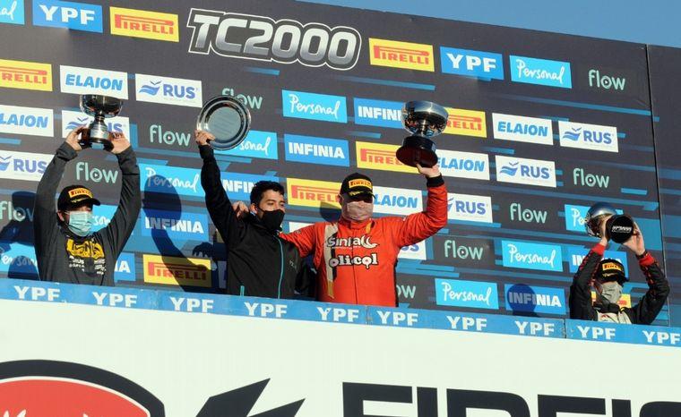 FOTO: Con el C3 del Equipo FDC, Cravero ganó el Sprint en La Pampa
