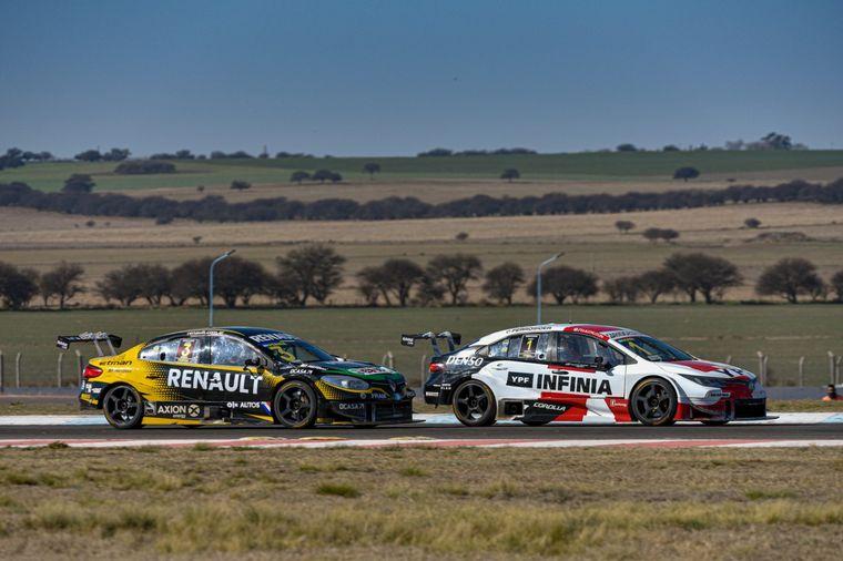 FOTO: Rossi encontró el auto el domingo y se volvió imbatible