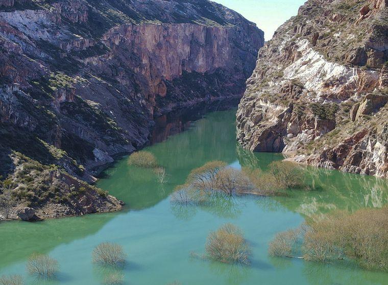 FOTO: Cañón del Atuel