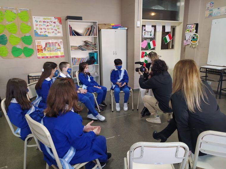 FOTO: Escuela lengua de señas