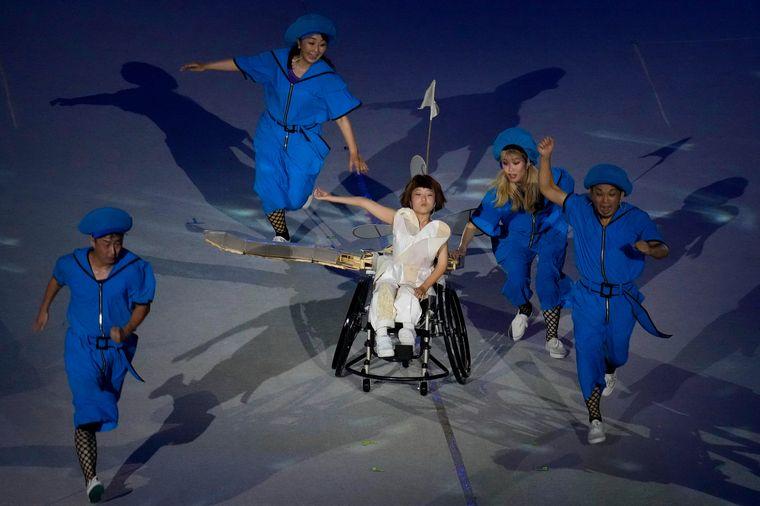 FOTO: Las mejores imágenes de la ceremonia inaugural de los Juegos Paralímpicos 2020