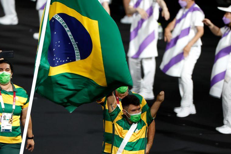 FOTO: La ceremonia inaugural de los Juegos Paralímpicos en imágenes