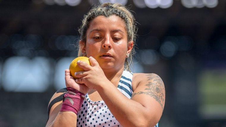 FOTO: Antonella Ruiz Díaz logró la primera medalla argentina en Tokio 2020