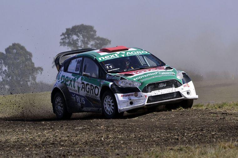 FOTO: El riojano César Folledo se lució ganando en RC2N.