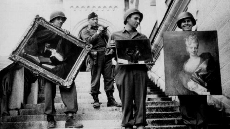 FOTO: El hombre que salvó los tesoros del Louvre de los nazis