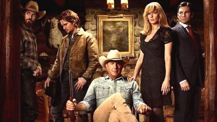 FOTO: Los Dutton, una familia con problemas que recuerdan a Dallas y Falcon Crest.