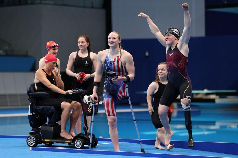 FOTO: Argentina ganó 9 medallas y 32 diplomas en los Juegos Paralímpicos