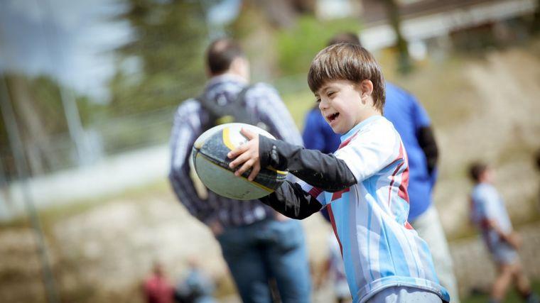 AUDIO: Rugby para todos: convivir y entrenar en el mismo espacio