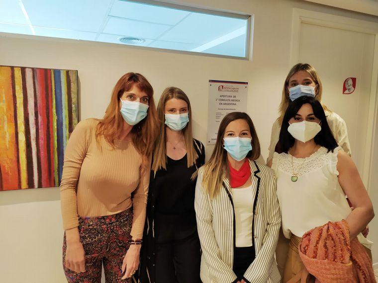 FOTO: Iniciaron la consultas en la Fundación Jérôme Lejeune