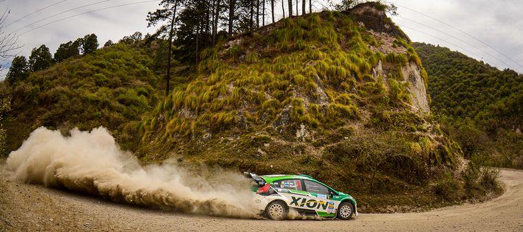 FOTO: Cancio le da a Skoda una nueva victoria en el Rally Argentino.