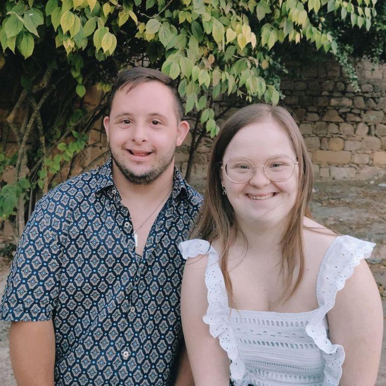 FOTO: Celia y José