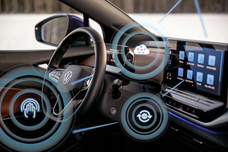 FOTO: Con plataforma MEB, desarrollada exclusivamente para los vehículos eléctricos de VW.