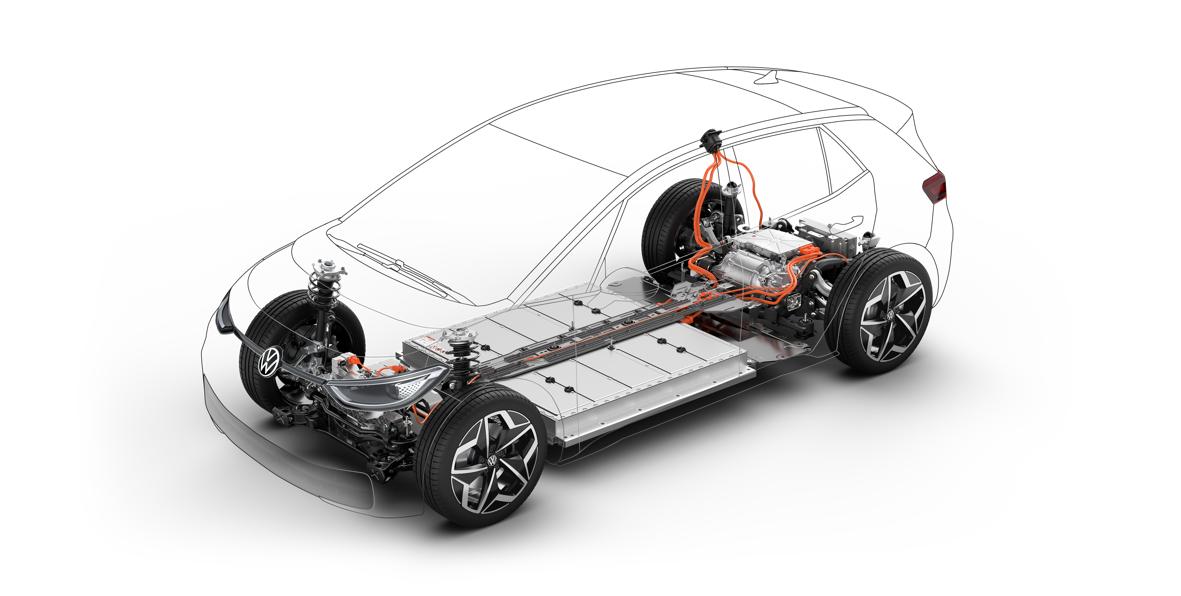 FOTO: La familia ID. incorpora la última tecnología en vehículos eléctricos.