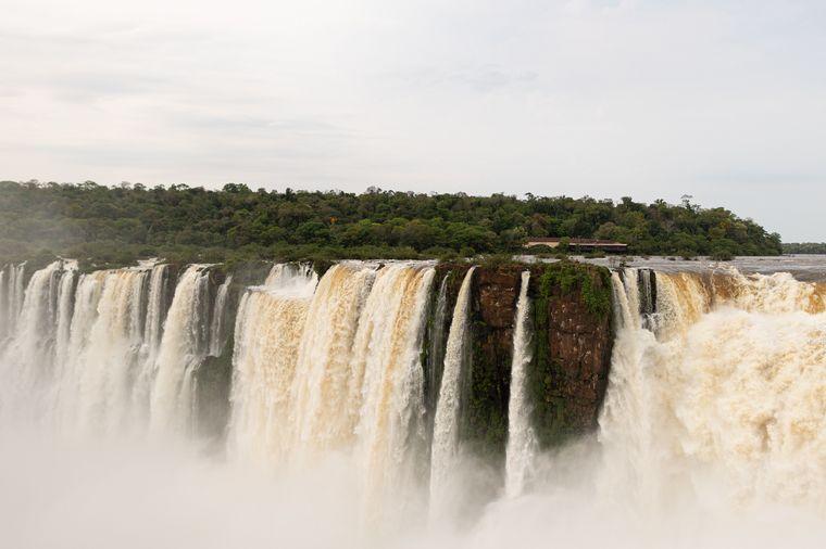 FOTO: Cataratas de Iguazú