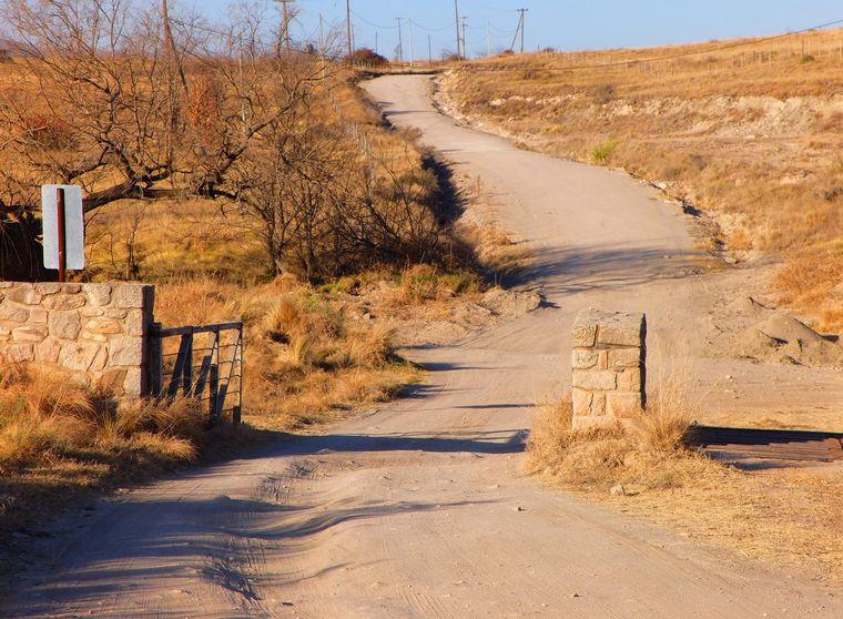 FOTO: Valle del Rio Pinto