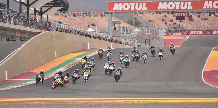 """FOTO: """"El Villicum"""" de San Juan vuelve a recibir al mundial de Superbike."""