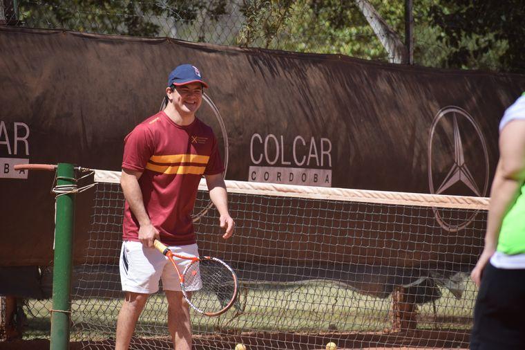 FOTO: Tenis sin límites en el Lawn Tenis