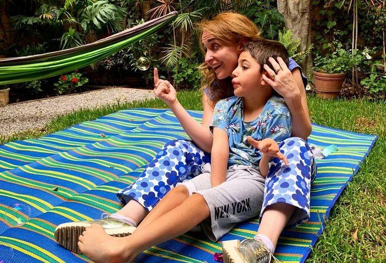 FOTO: Bárbara Anderson y Lucca