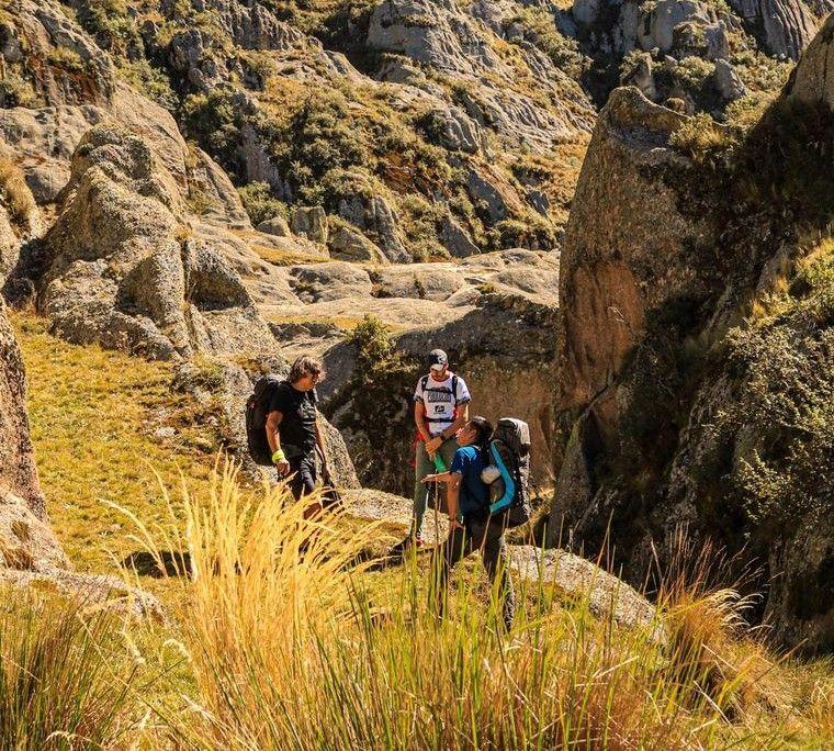 FOTO: 3 lugares para acampar en entornos agrestes de Córdoba