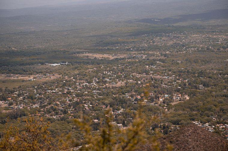FOTO: Desafío de Aguarayba en en Valle de Calamuchita.