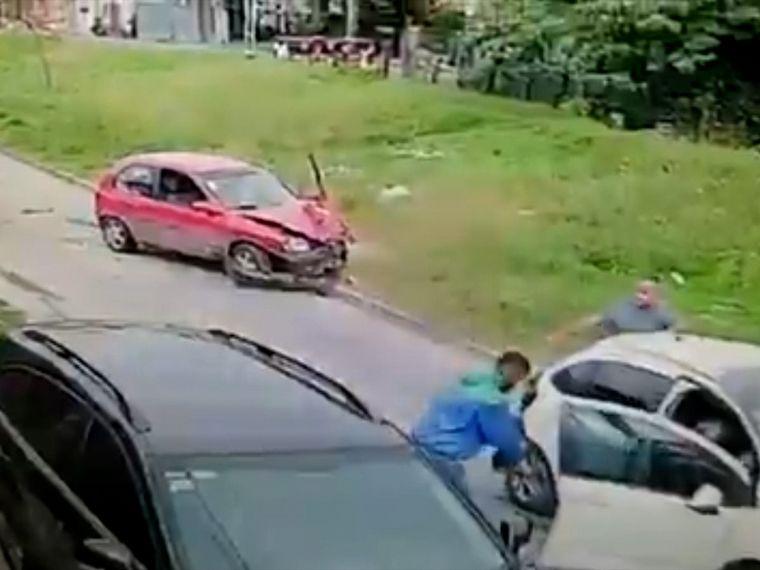 Impactante video