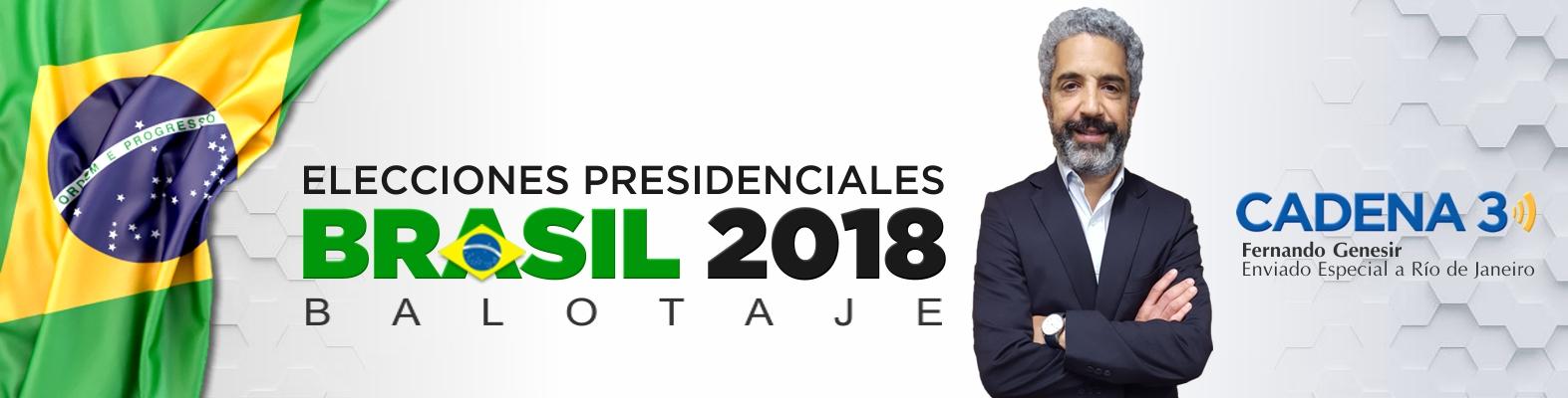 Presidenciales de Brasil